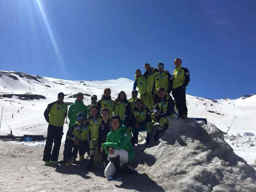 RFEDI realizará un stage en Sierra Nevada