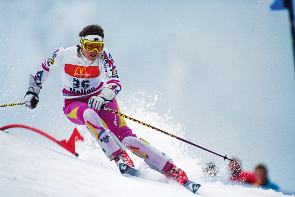 Leyenda Petra Kronberger