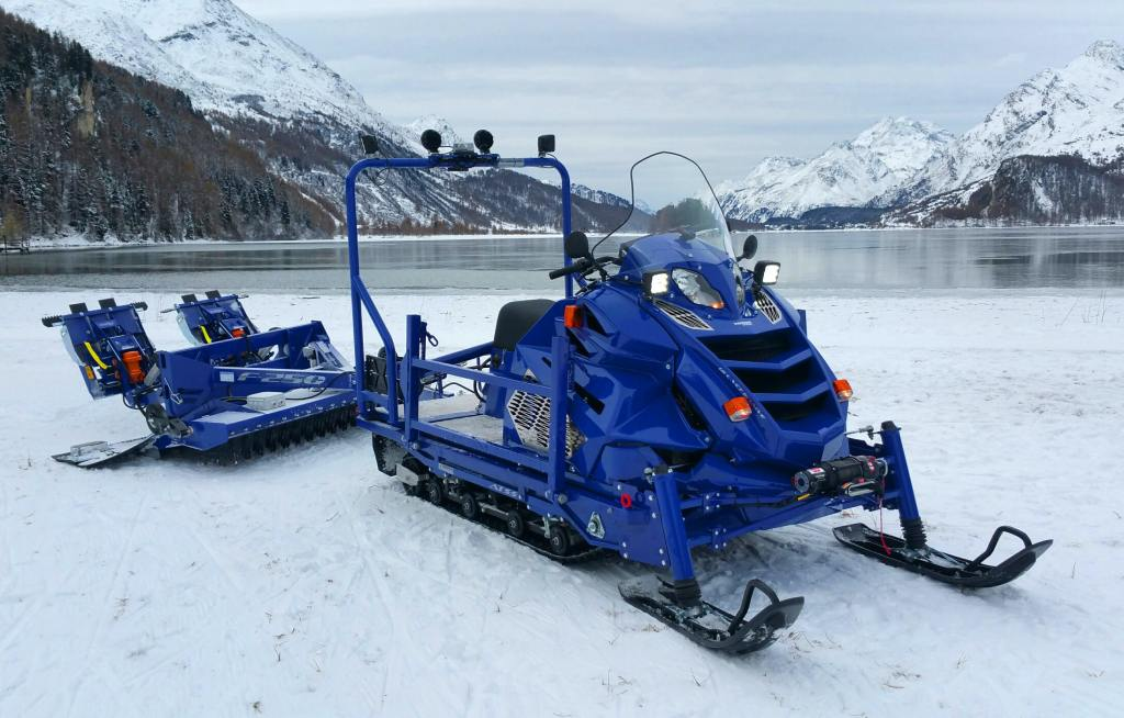 SnowMobile de Alpina