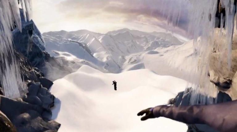 snowboarding virtual