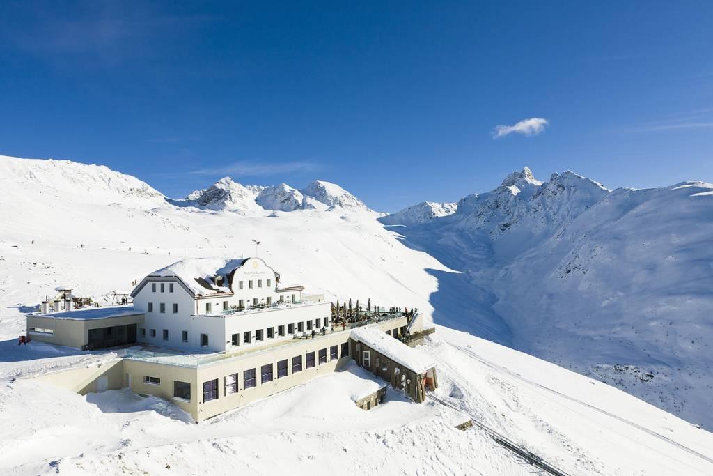 Forfait dinámico St Moritz