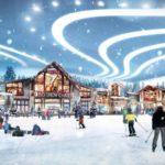 Esquiar en Miami será posible en American Dream