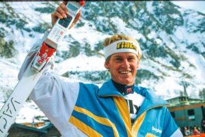 Leyendas del esquí: Markus Wasmeier