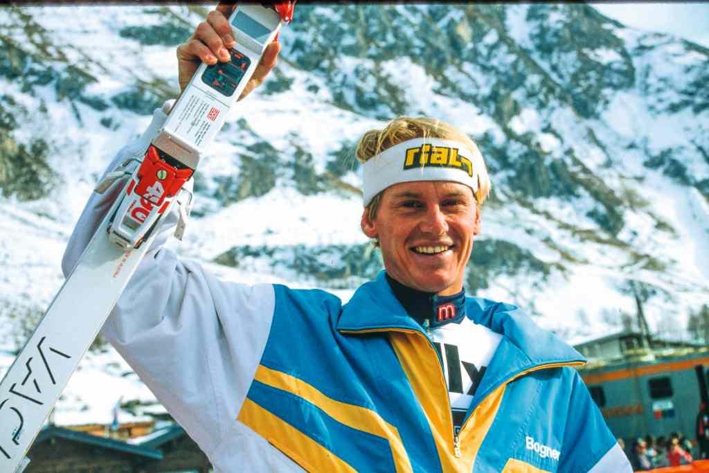 Markus Wasmeier Leyendas del Esquí