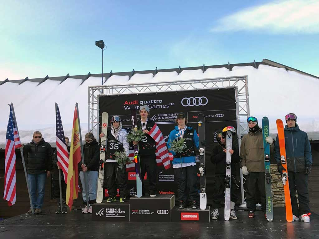 Magnin bronce Big Air