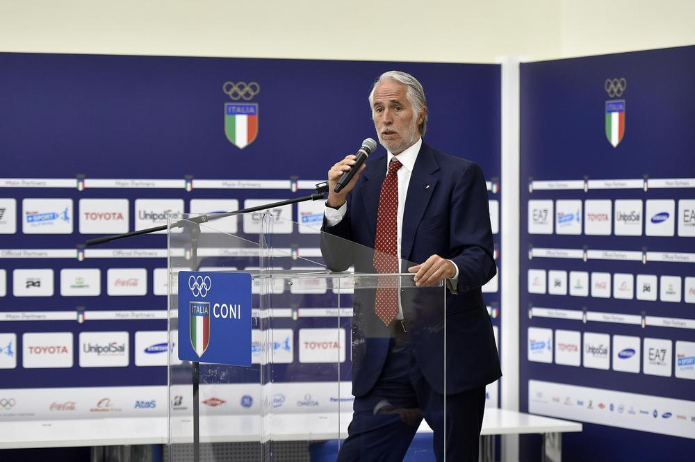 candidatura olímpica Italia 2026
