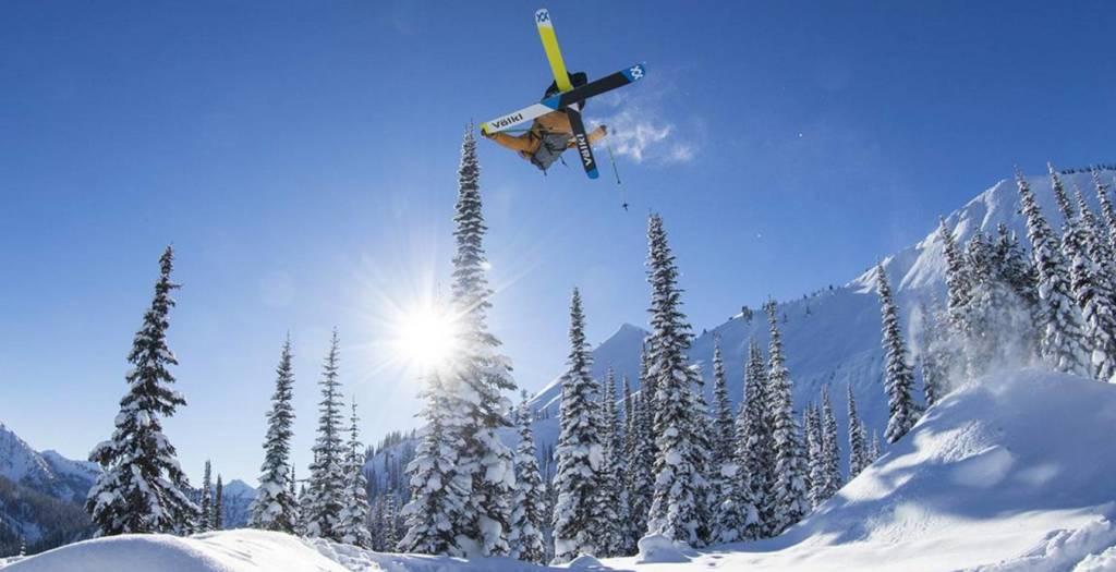 nivel de esqui