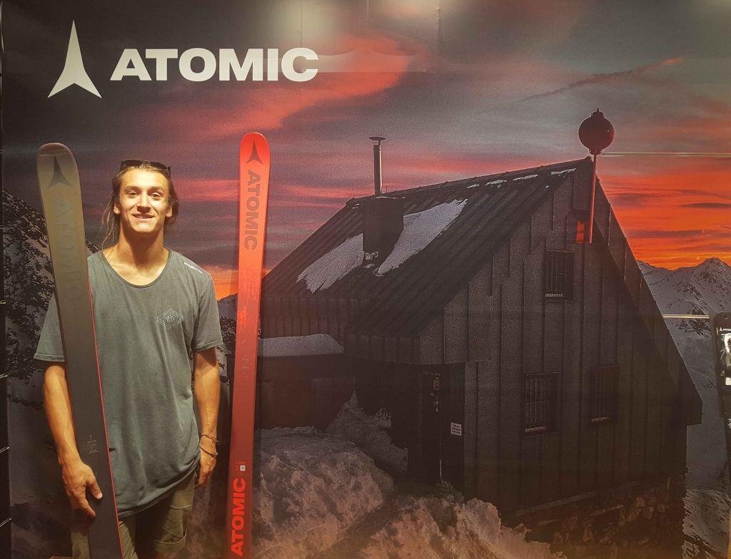 Javi Lliso ha fichado por Atomic