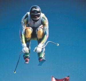 Leyendas del esquí: Patrick Ortlieb, retirado por la Hahnenkamm