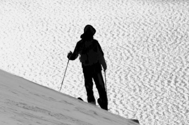 esquiar como julio en la playa