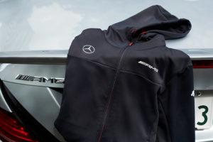 El Mercedes de la ropa de esquí