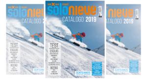 Catálogo Solo Nieve 2019, a la venta