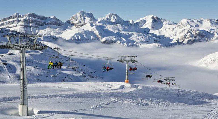 Estacion de esqui Astun