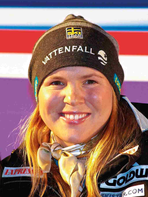 Leyendas del esquí: Anja Paerson