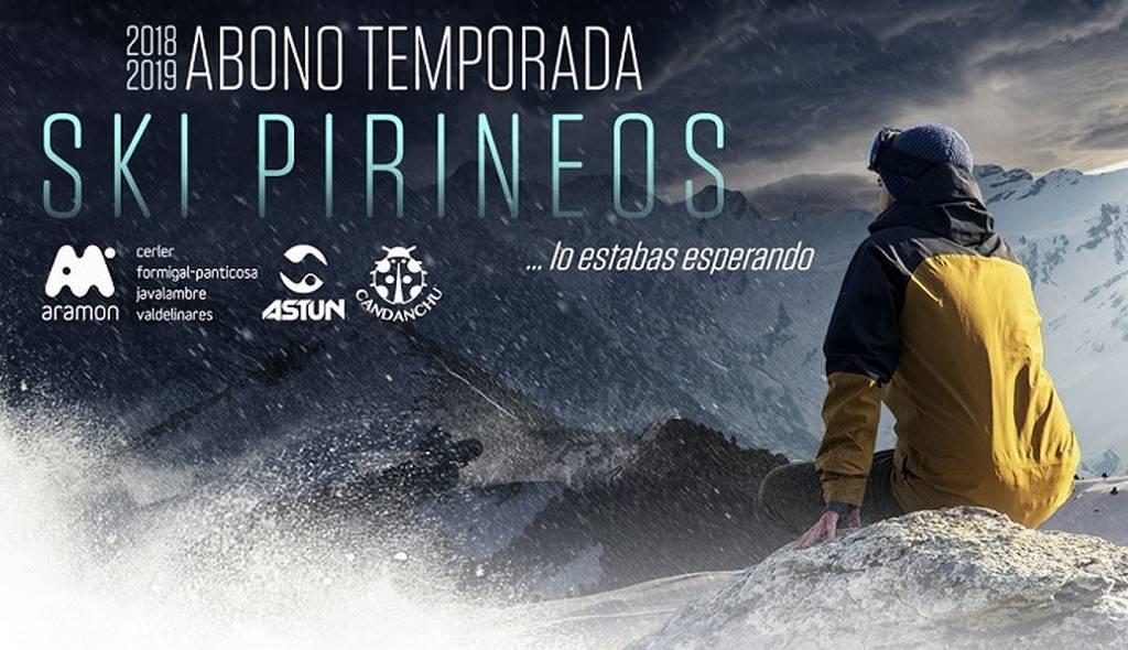 forfait de temporada Ski Pirineos