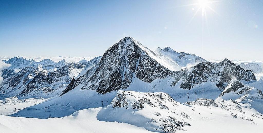 esquiar en octubre