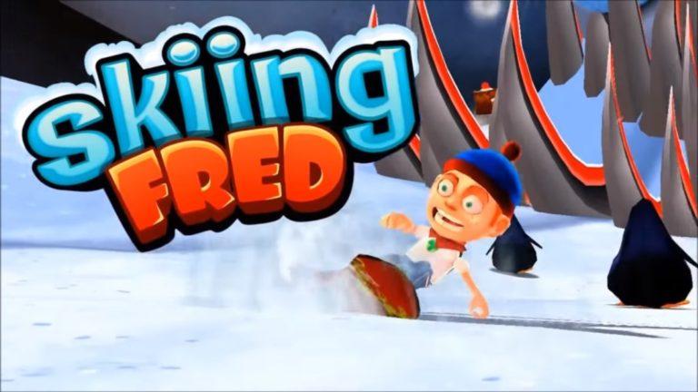 Selección de juegos de esquí para móvil