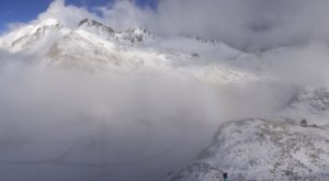 ¡También hay nieve en Baqueira Beret!