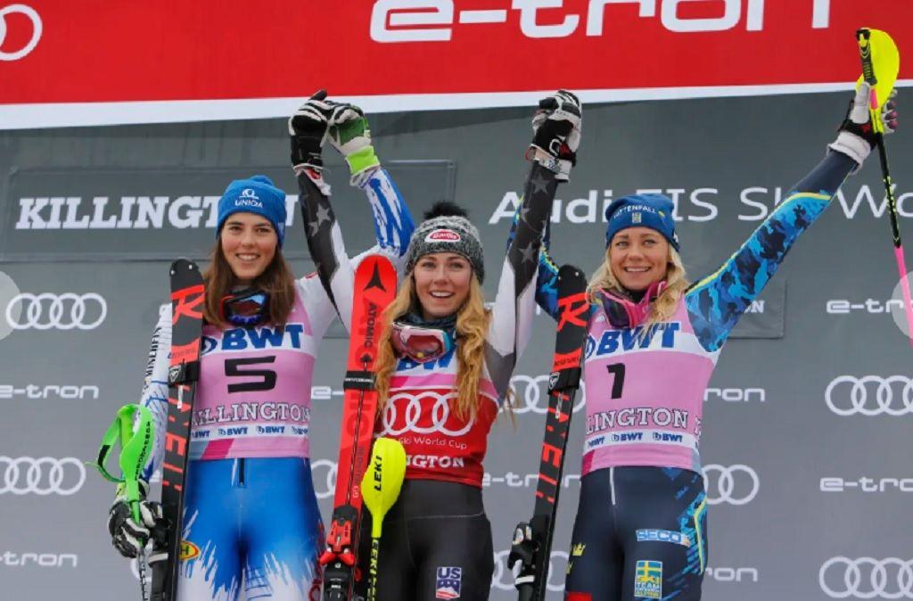 Copa del Mundo FIS de Esquí Alpino en Killington