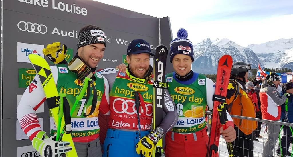 Copa del Mundo FIS masculina de Lake Louise