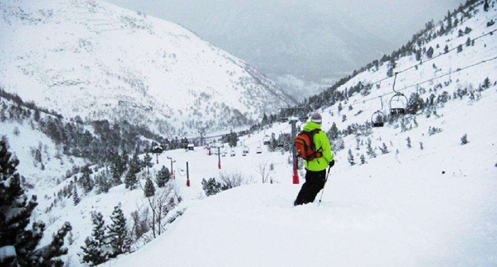consejos y normas esqui