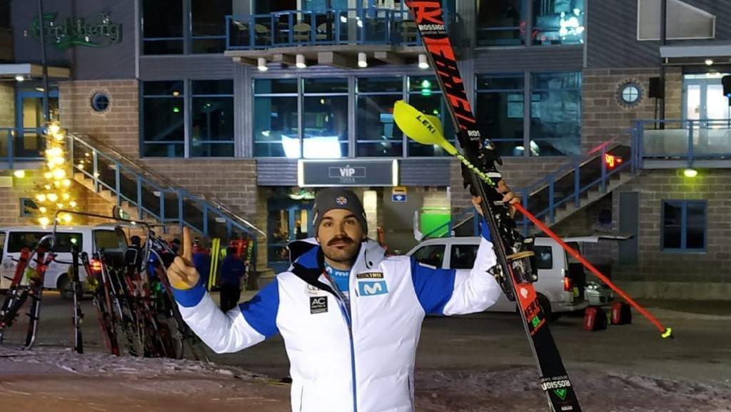 slalom FIS de Levi