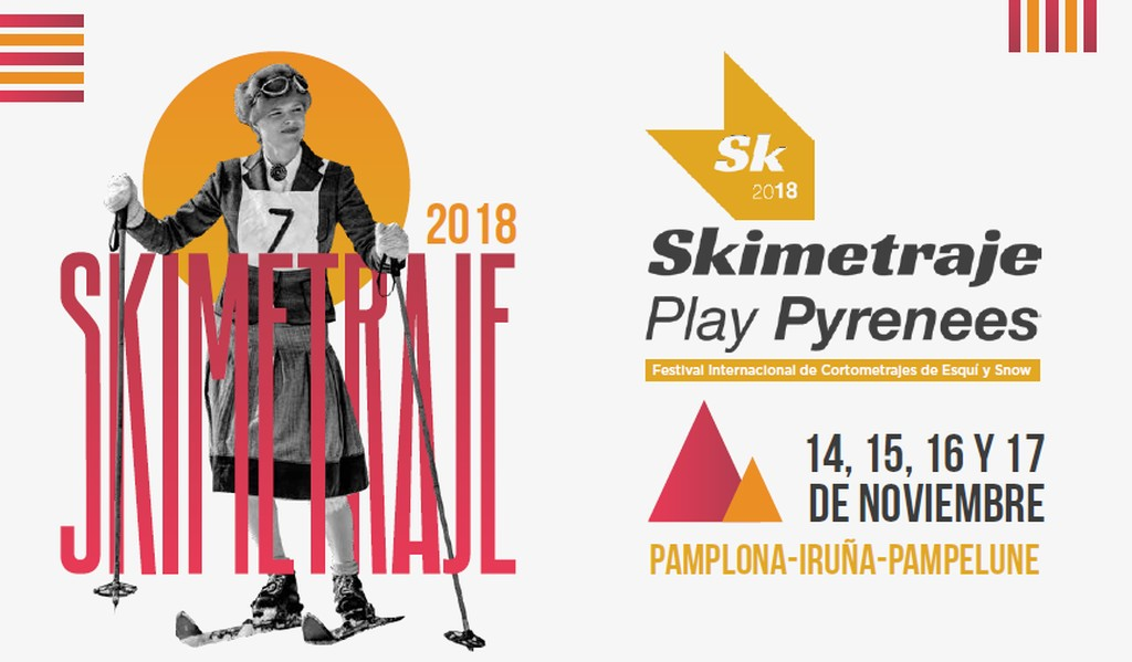 programa Skimetraje Play Pyrenees 2018