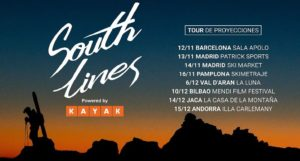 Calendario de proyecciones de South Lines