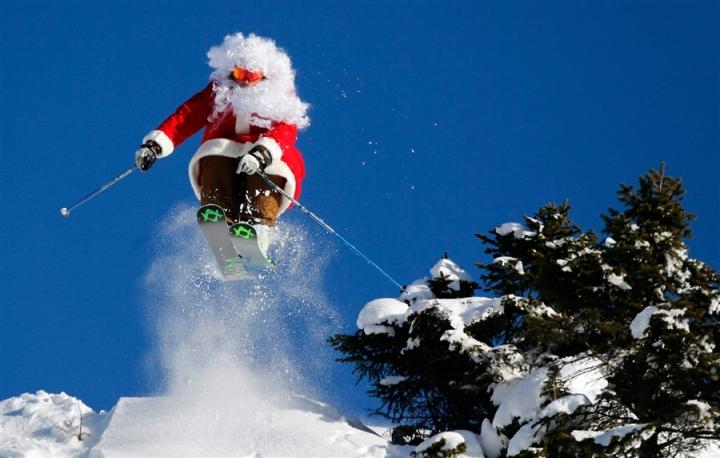 regalos esquiador