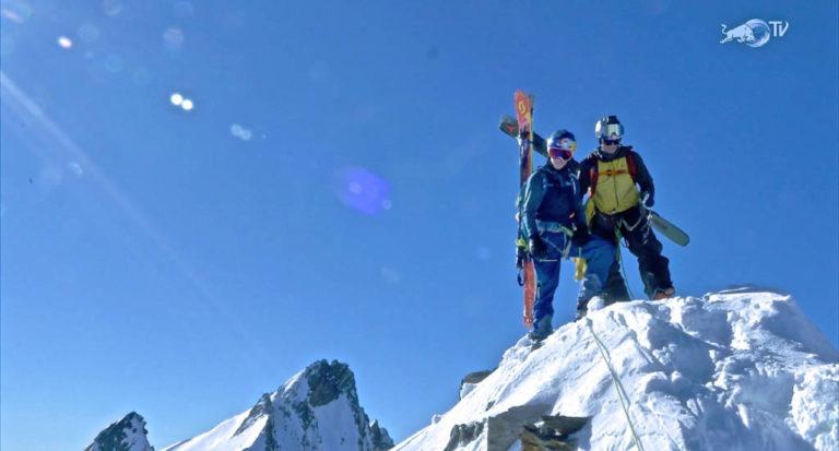 """¿Slalom gigante o """"big mountain""""? Mejor las dos a la vez."""