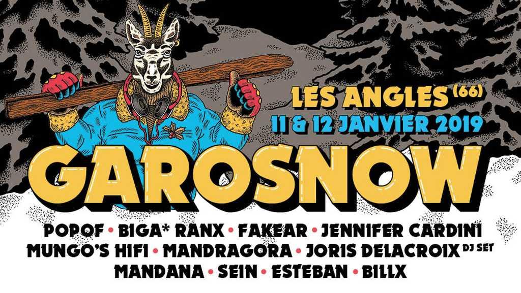 Garosnow 2019 Les Angles