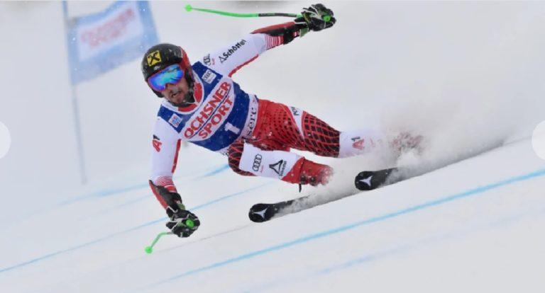 Hirscher logra su victoria número 60 en Val d'Isere