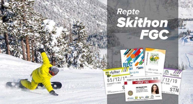 ¿Preparados para el reto Skithon de FGC?