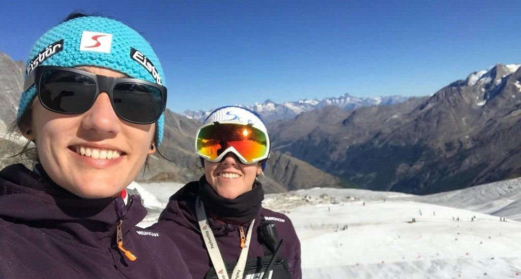 becas Spainsnow mujer y nieve 2018