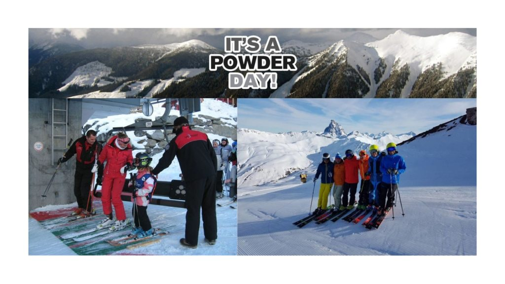 10 blogs más vistos de It's a Powder Day