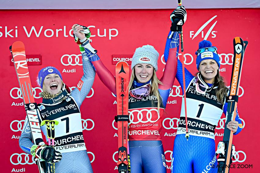 Copa del Mundo FIS femenina Courchevel