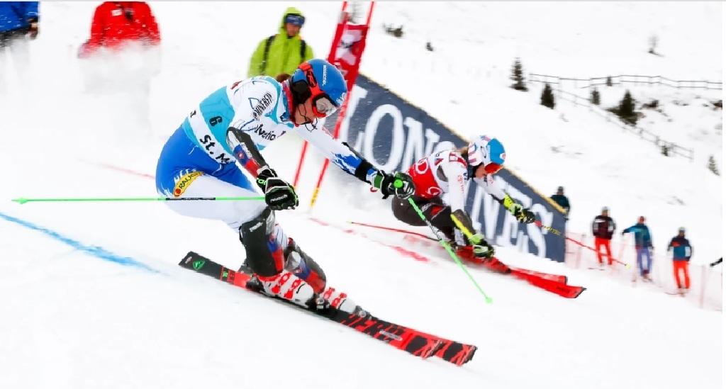 Super-G femenino FIS de St. Moritz