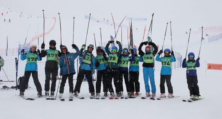La diversión te espera en la BBB Ski and Snowboard Race Experience 2019