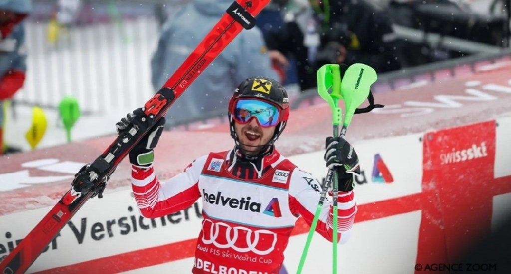 Copa del Mundo FIS masculina de Adelboden