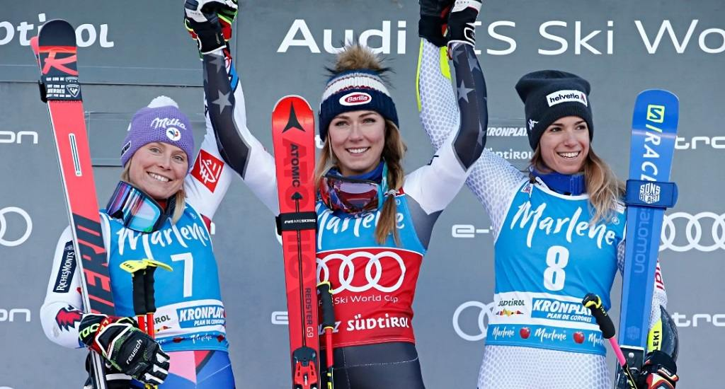 gigante femenino Copa del Mundo FIS Kronplatz 2019