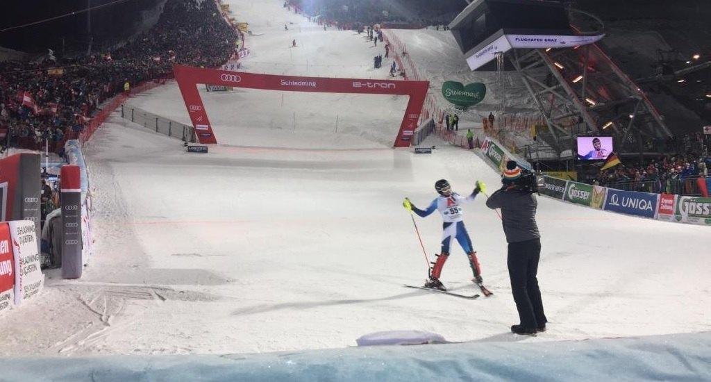 slalom Copa del Mundo de Schladming 2019
