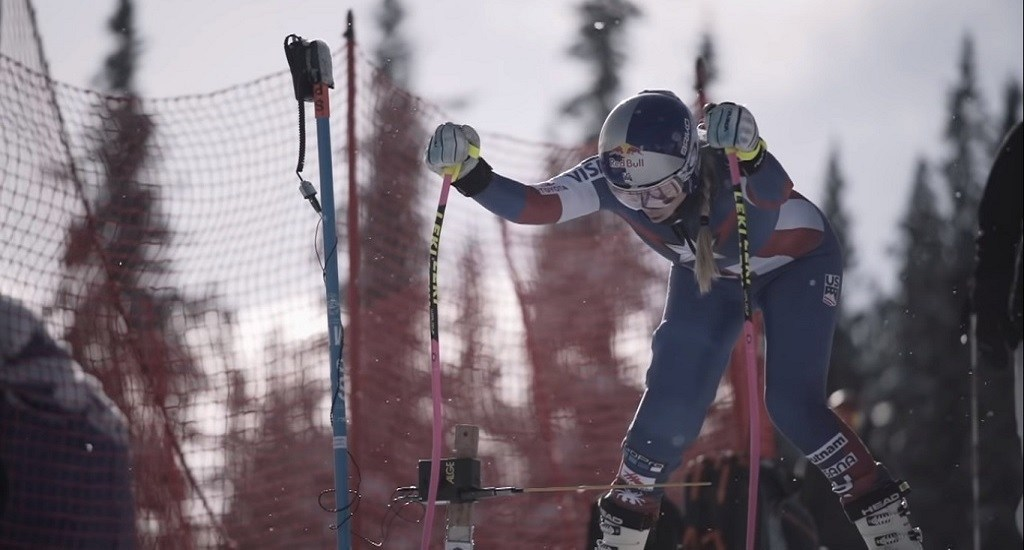 Lindsey Vonn vuelve a la competición