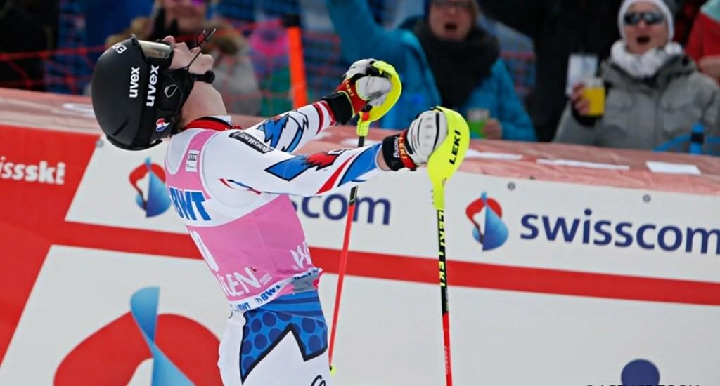 Slalom Copa del Mundo de Wengen 2019