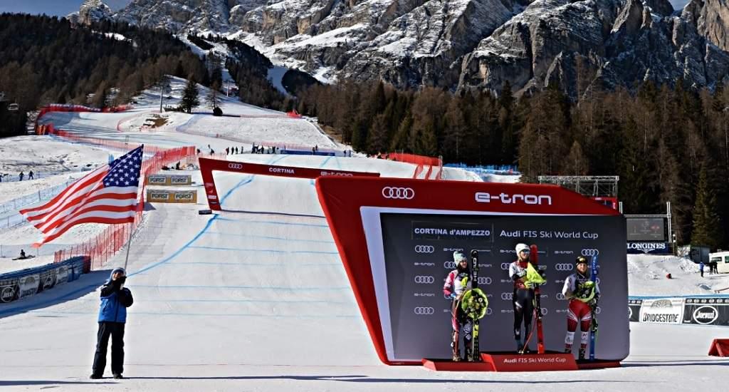 Copa del Mundo de Cortina d'Ampezzo 2019