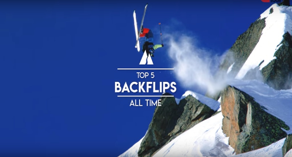 5 mejores backflips Freeride World Tour