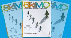 Catálogo Solo Skimo 2019: Llegó la hora de lanzarse a la montaña