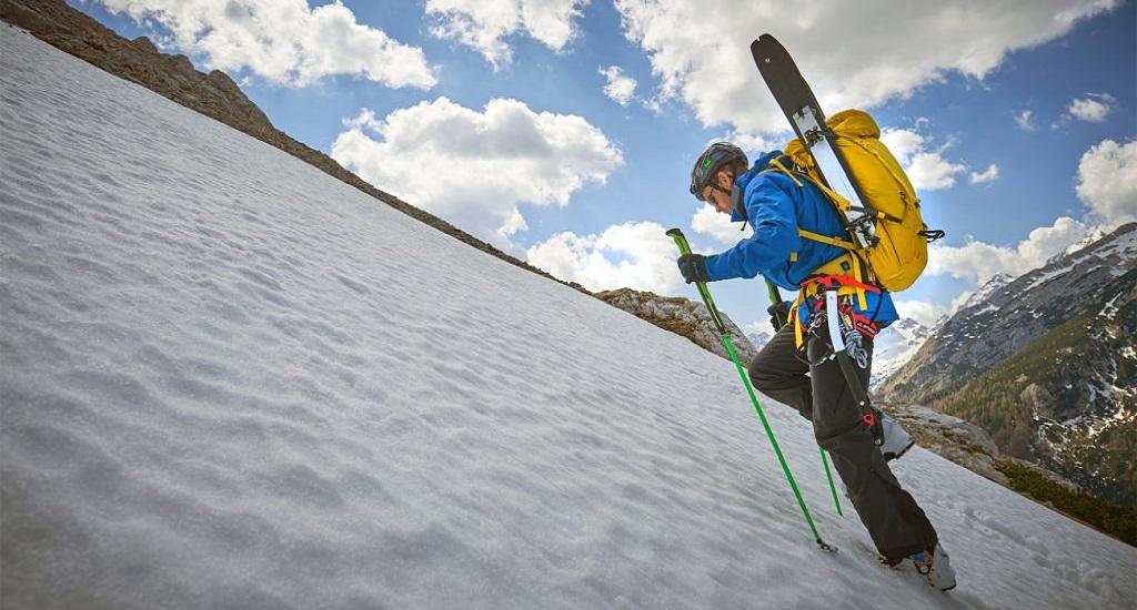esquís plegables Elan