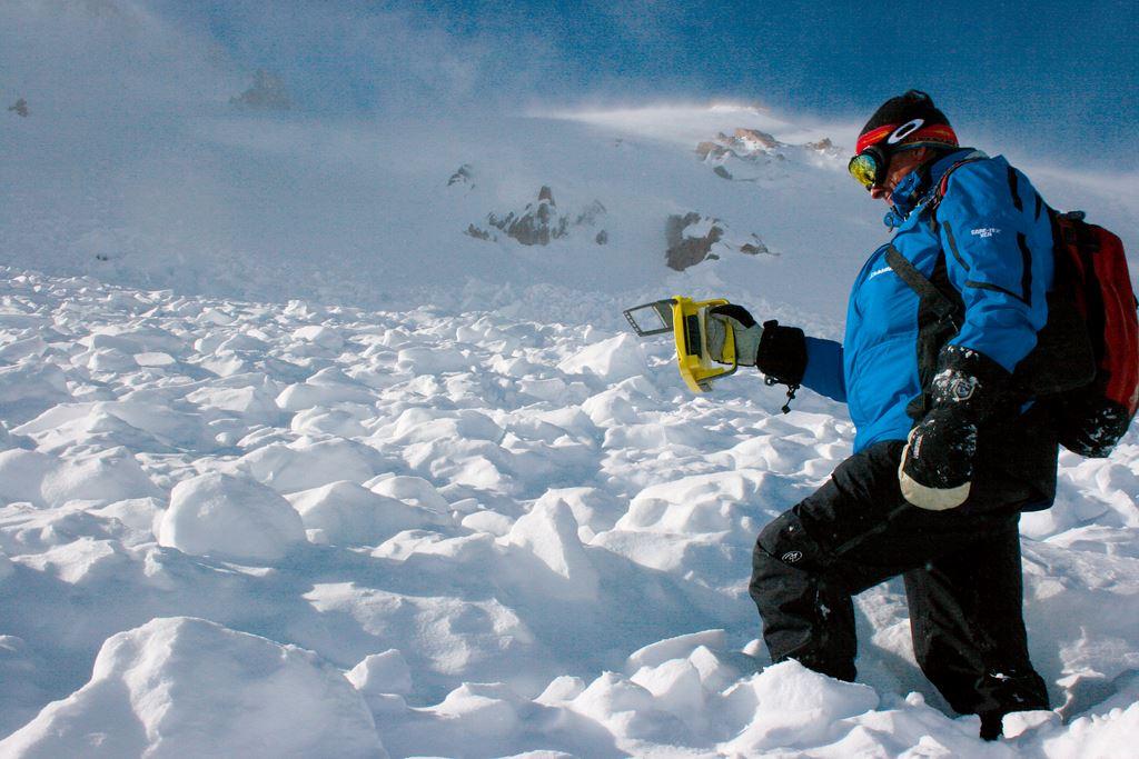 recco esqui fuera pistas