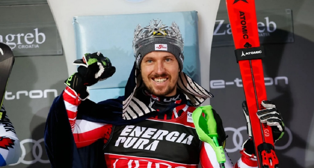 slalom FIS masculino de Zagreb