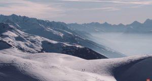 Suiza, paraíso para el paladar y el esquí de travesía